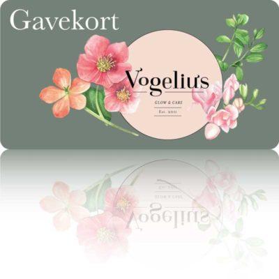 VOGELIUS Glow gavekort